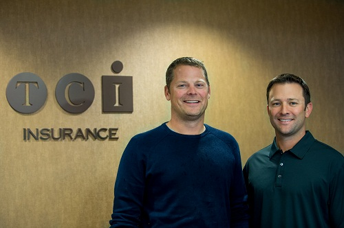 TCI Insurance Owners, Doug Johnson and Steve Huber